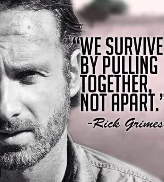 rick grimes quote