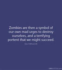 The Law of Attraction, Donald Trump, and Zombies